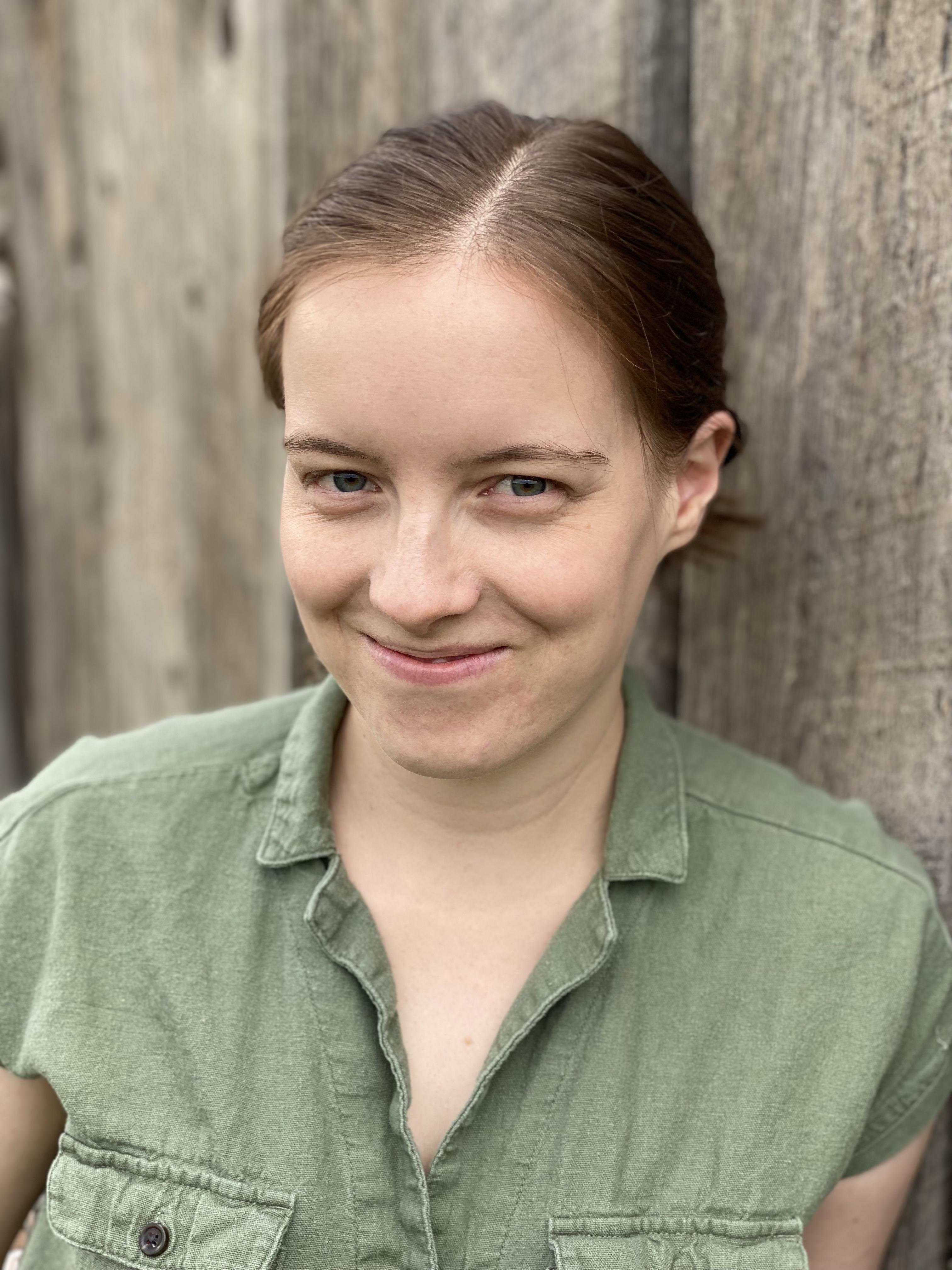 Liesl Jensen Headshot
